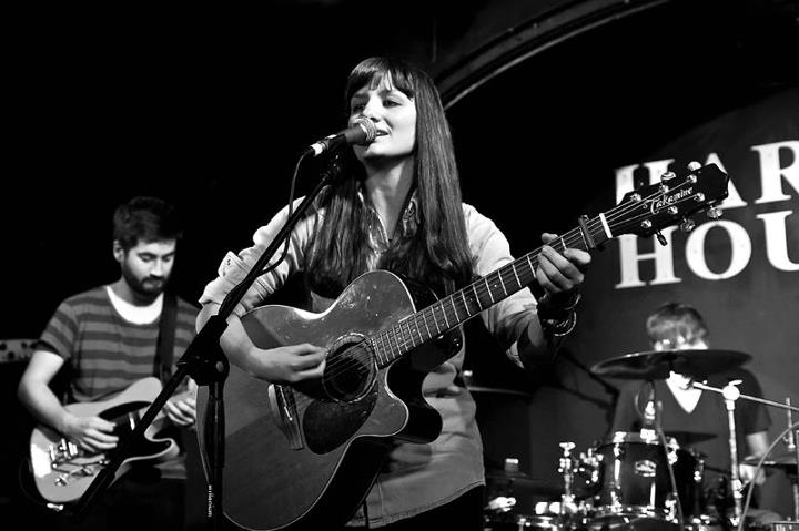 Ellen & the Escapades – The Prince Albert, Brighton – 23/04/12