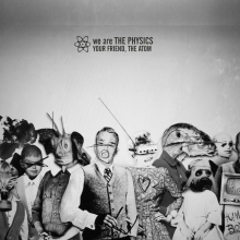 We Are The Physics – Your Friend, The Atom (DIY Records) | God Is In
