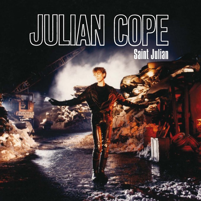 Julian Cope – Saint Julian Deluxe Edition (UMC)