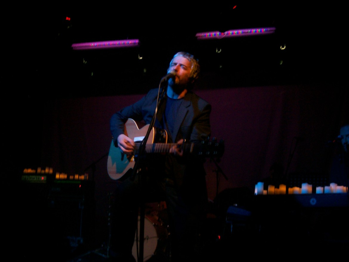 I Am Kloot – Bristol Trinty – 23rd February 2013