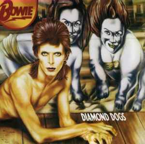 Bowie: LP Guide Diamond Dogs