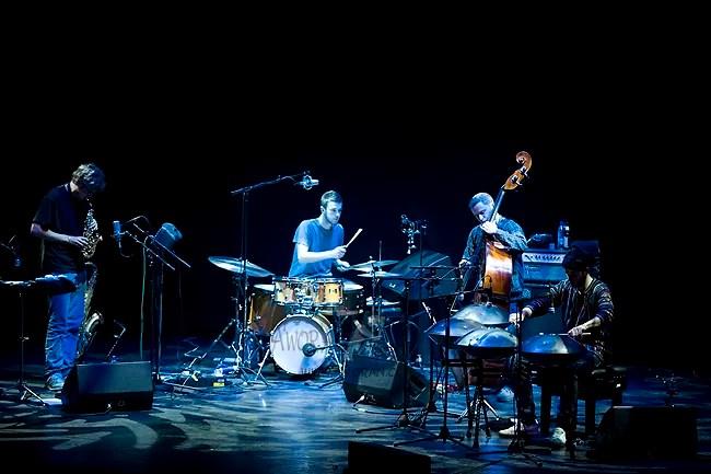 Portico Quartet play London's Koko on Wednesday 17th April