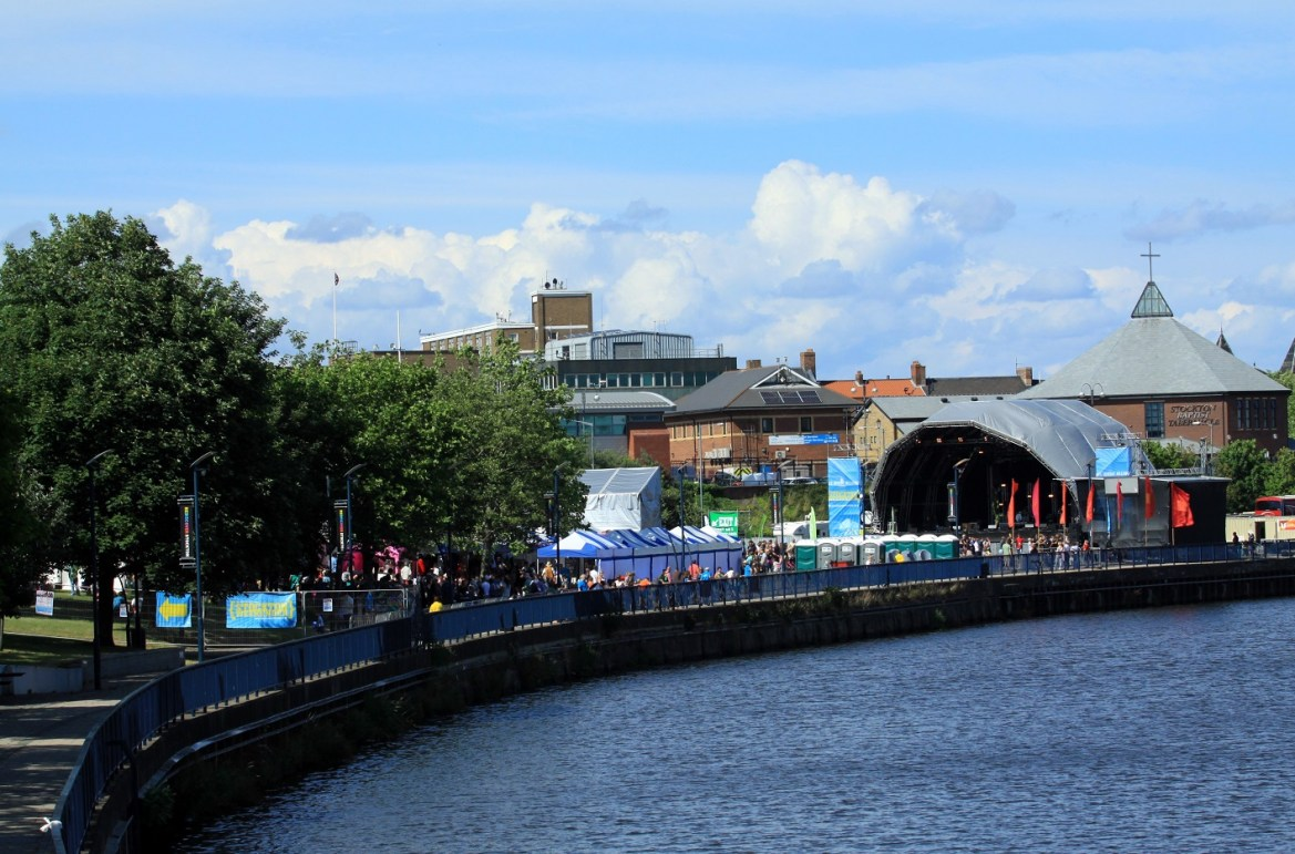 Stockton Weekender – 27th and 28th July 2013