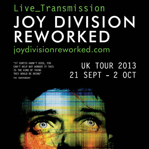 Live Transmission – Joy Division Re-Worked – Scanner/The Heritage Orchestra – 25th Of September 2013