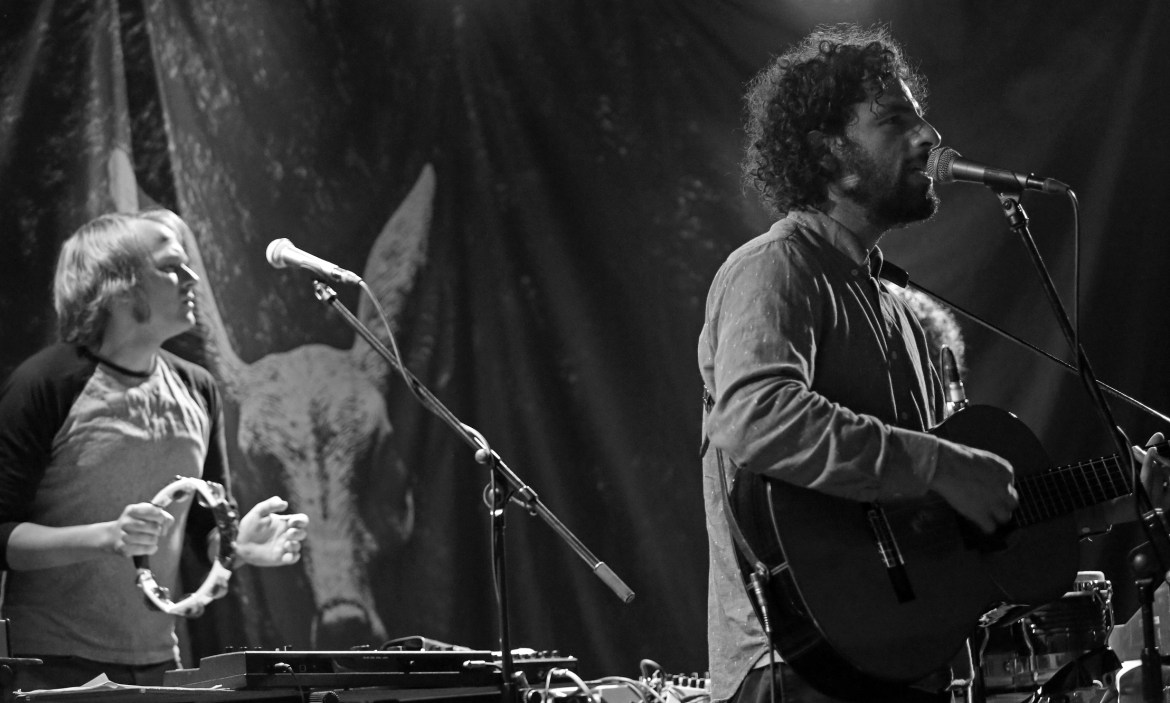 Junip – Brudenell Social Club, Leeds, 16th September 2013