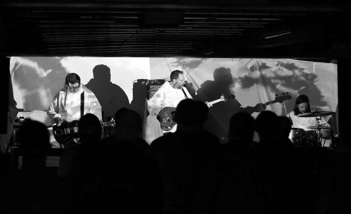 Poltergeist – Fibbers, York, 22nd October 2013