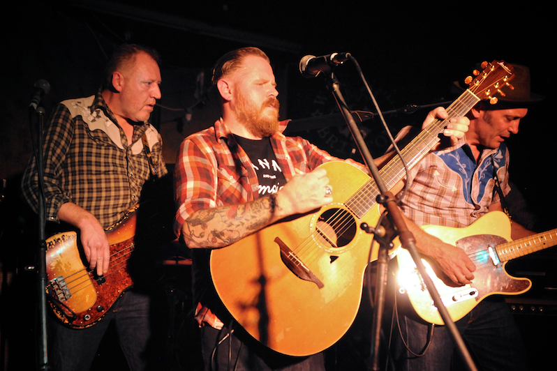 Danny & the Champions of the World – The Windmill, Brixton, 27th Of September 2013
