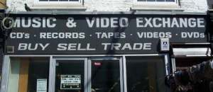 record tape camden