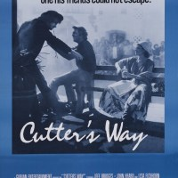 TAKE TWO: A SECOND LOOK CINEMATIC GEMS: Cutter's Way