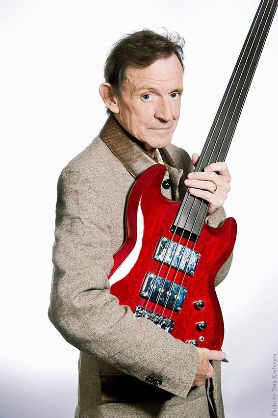 INTERVIEW: Jack Bruce on Silver Rails
