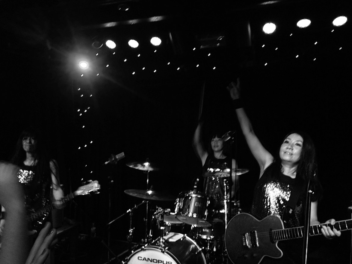 Shonen Knife – Dingwalls, London 18th May 2014