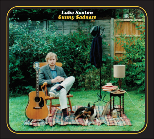 Luke Saxton – Sunny Sadness (Bad Paintings)