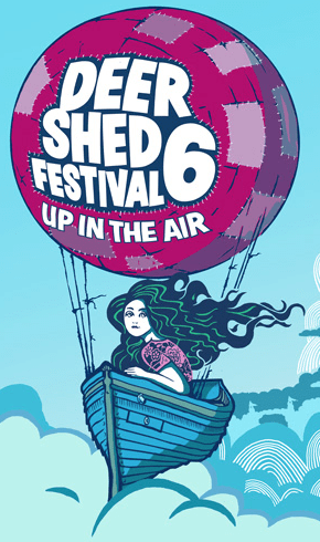 NEWS: more acts announced for Deer Shed Festival 6