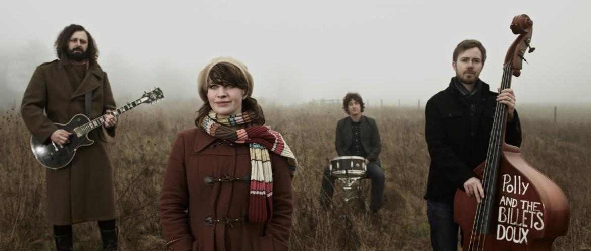 INTERVIEW: Polly and The Billets Doux