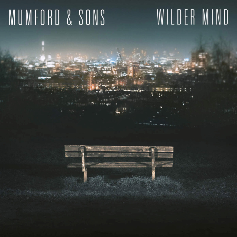 Mumford and Sons – Wilder Mind (Glassnote)