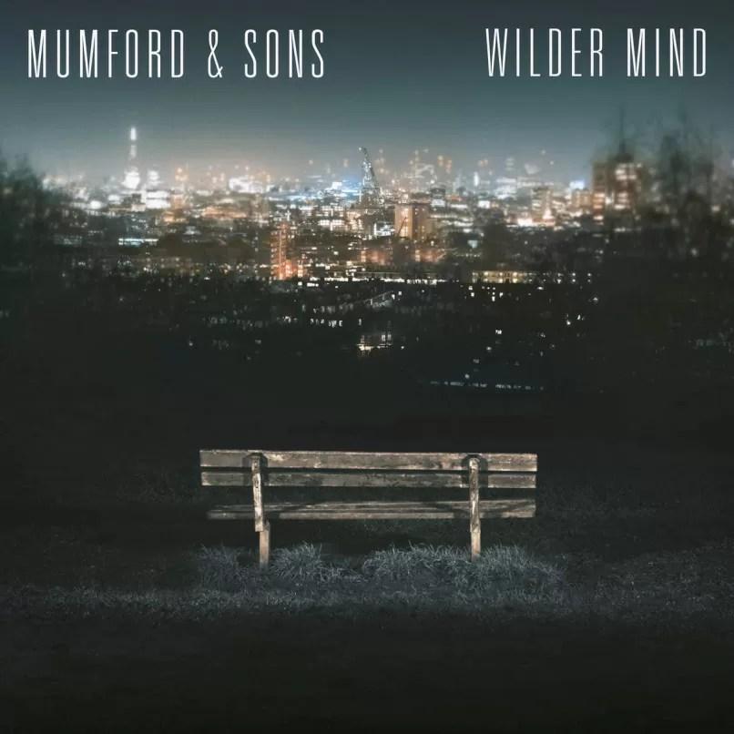 Mumford and Sons – Wilder Mind (Glassnote)