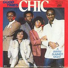 Inarguable Pop Classics #6: Chic – Good Times