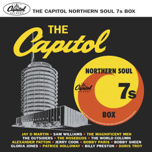 Various Artists – The Capitol Northern Soul 7-inch Box Set (Universal)