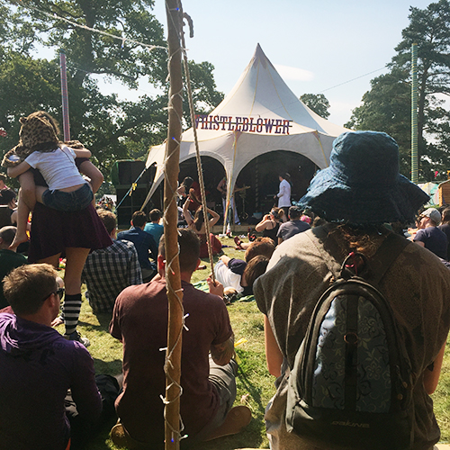 Doune The Rabbit Hole Festival 2015