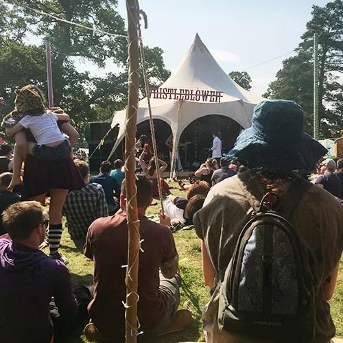 Doune The Rabbit Hole Festival 2015