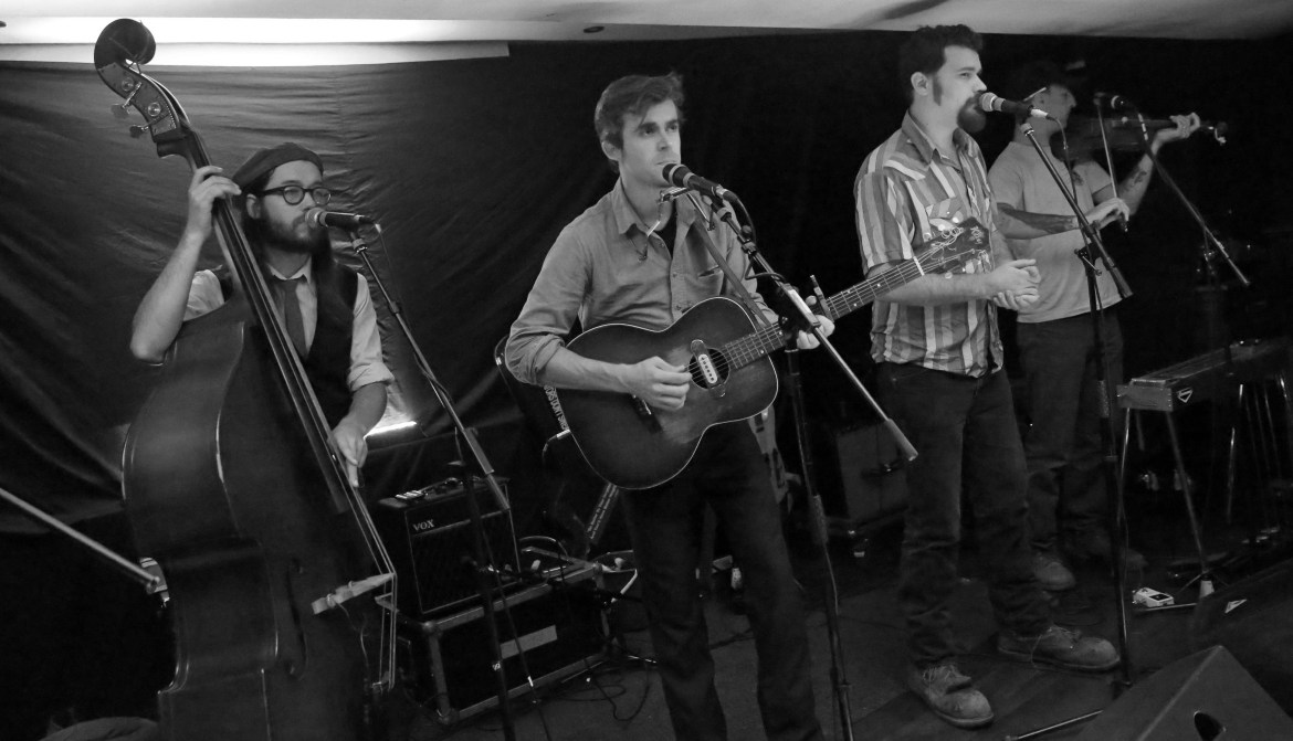 The Deslondes/The Buffalo Skinners – The Fulford Arms, York, 3rd September 2015