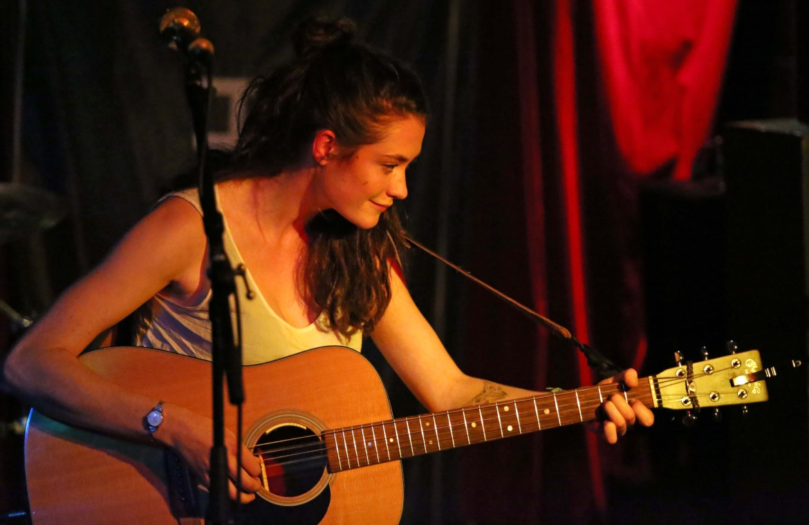 Rachel Sermanni – The Basement, York, 23rd September 2015