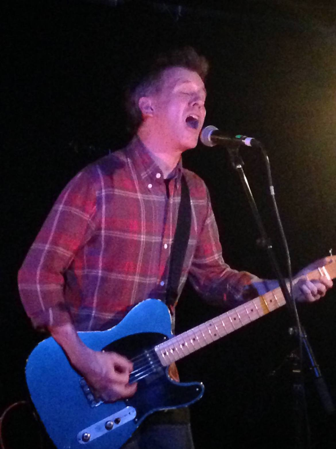 Mac McCaughan – Courtyard Theatre, Hoxton, London, Wednesday 11th November 2015