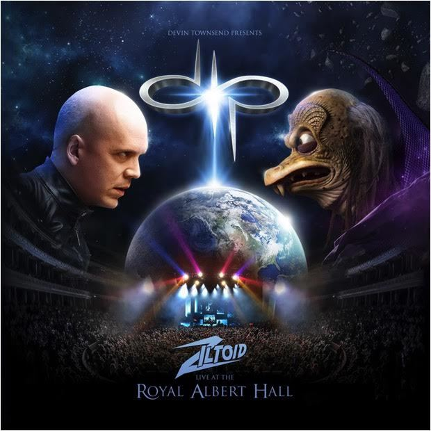 Devin Townsend Project: Ziltoid Live At The Royal Albert Hall (DVD)