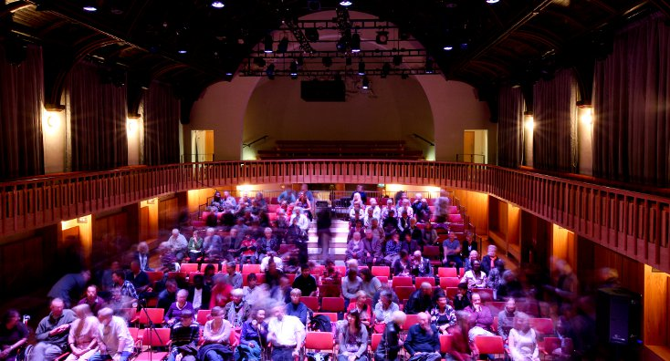 PREVIEW: the Howard Assembly Room winter season