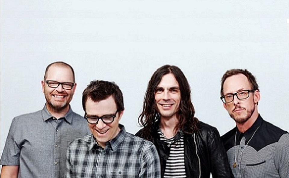 Weezer – Manchester Academy, 03/04/16