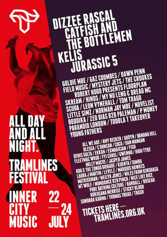 COMPETITION: Win tickets to Tramlines festival