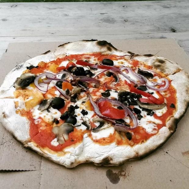Bluedot pizza