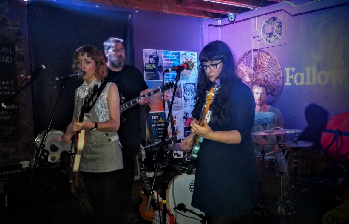 Baby Brave – Fallow Cafe, Manchester 19/08/2016