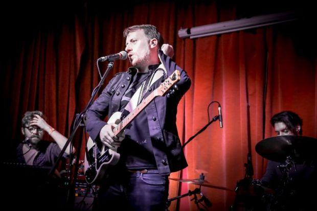 Carefully Planned Fest 15+16 Sept 2016, Manchester Mike Hughes