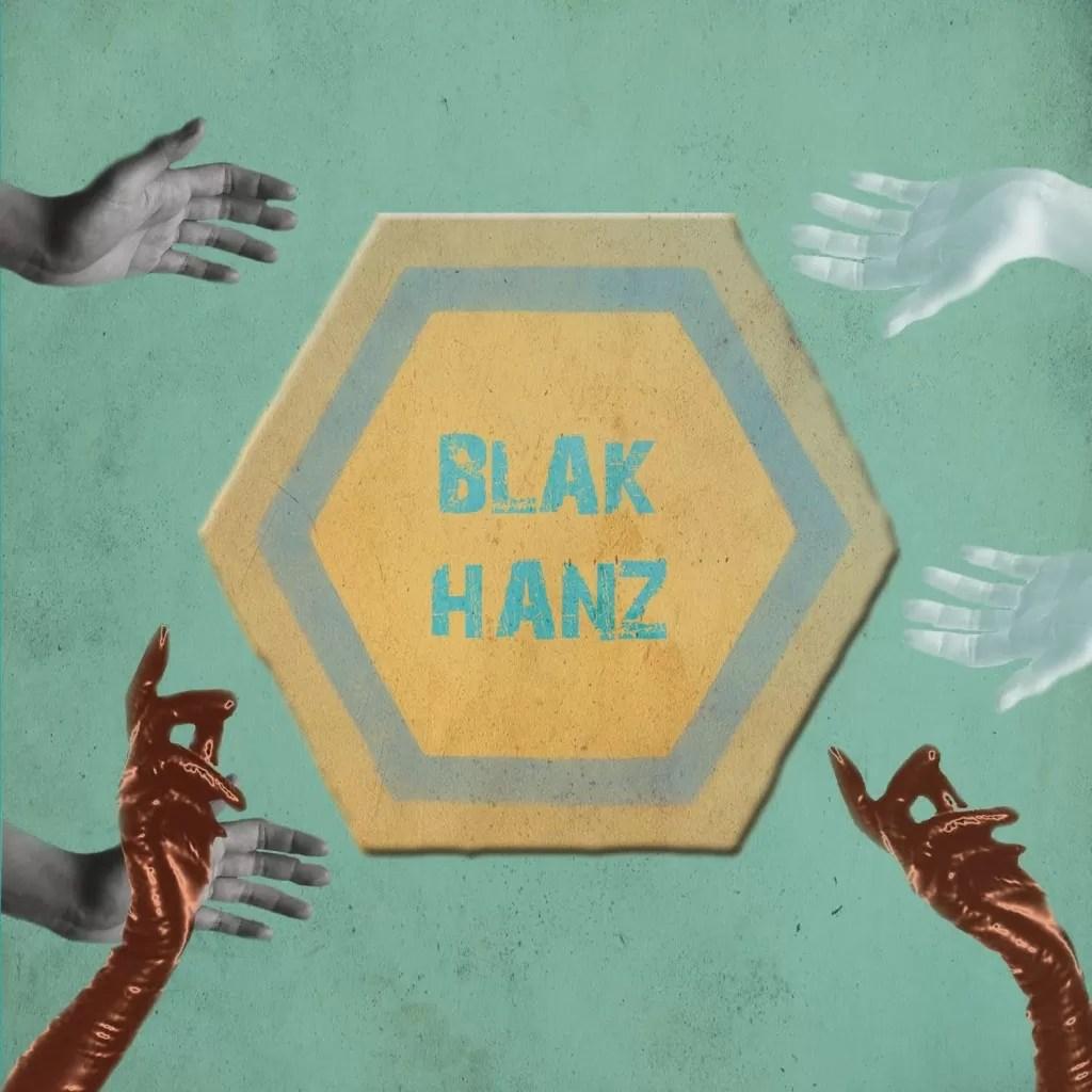 The Moonlandingz – Black Hanz EP (Transgressive Records)