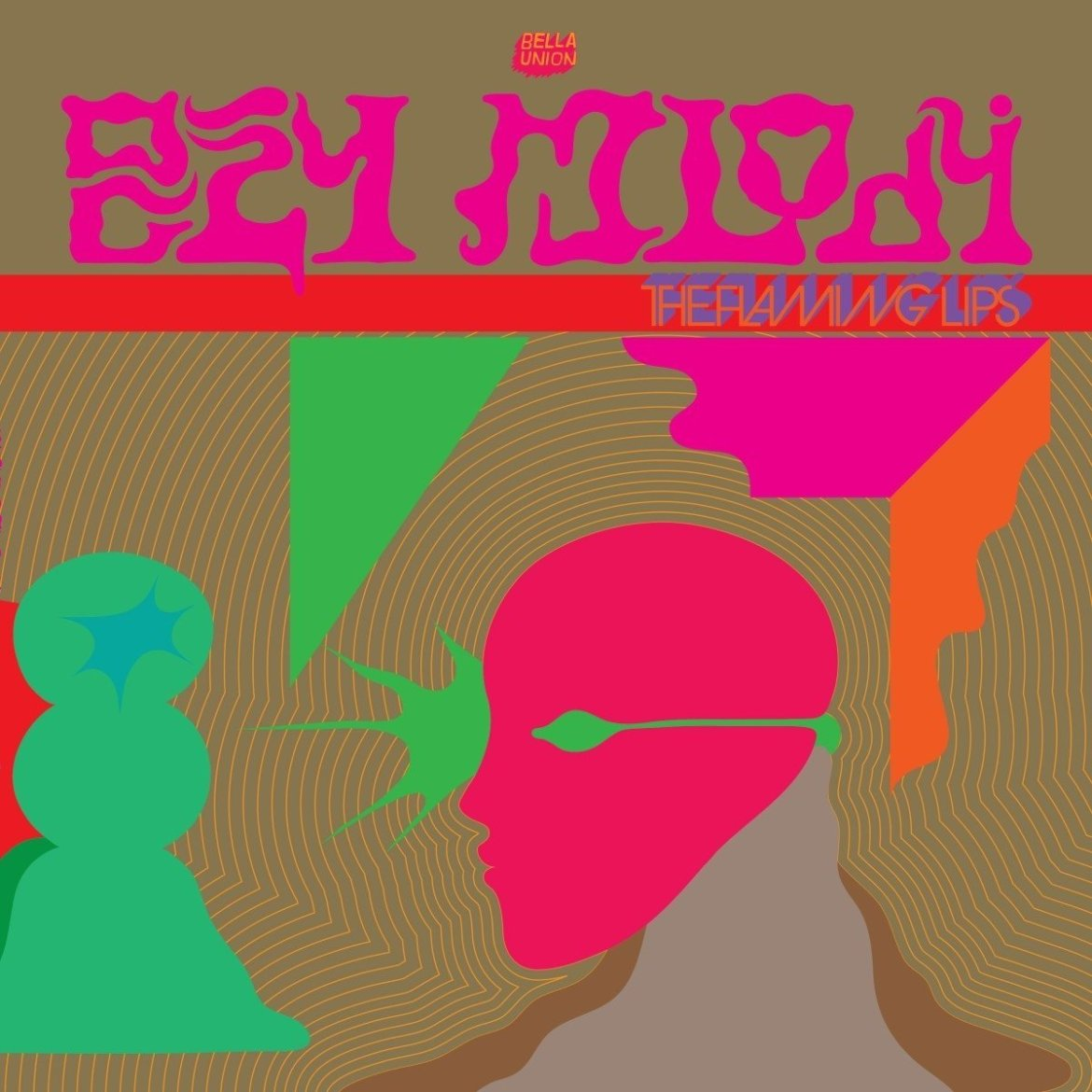 The Flaming Lips – Oczy Mlody (Bella Union)