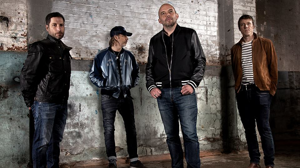 NEWS: Ride announced as Thursday night Headliners for Green Man Festival