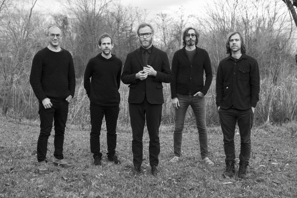 NEWS: The National announce Seventh album 'Sleep Well Beast' details