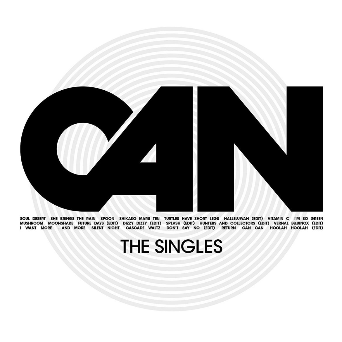 Can – The Singles (Mute)