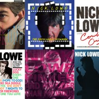 Nick Lowe - Nick The Knife (1982), The Abominable Snowman (1983), Nick Lowe And His Cowboy Outfit (1984), The Rose Of England (1985), Pinker And Prouder Than Previous (1988), Party Of One (1990) (Yep Roc)