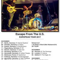 PREVIEW: Schwervon! UK tour