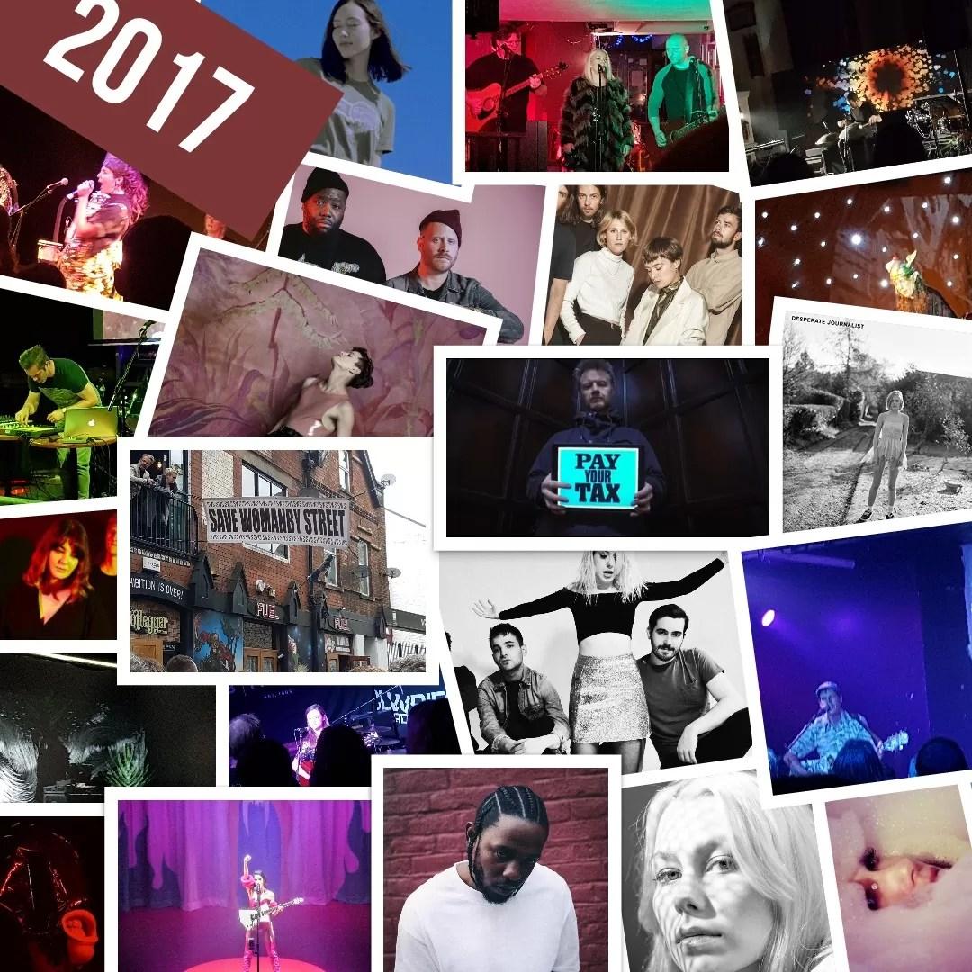 MIX: Bill's Best of 2017