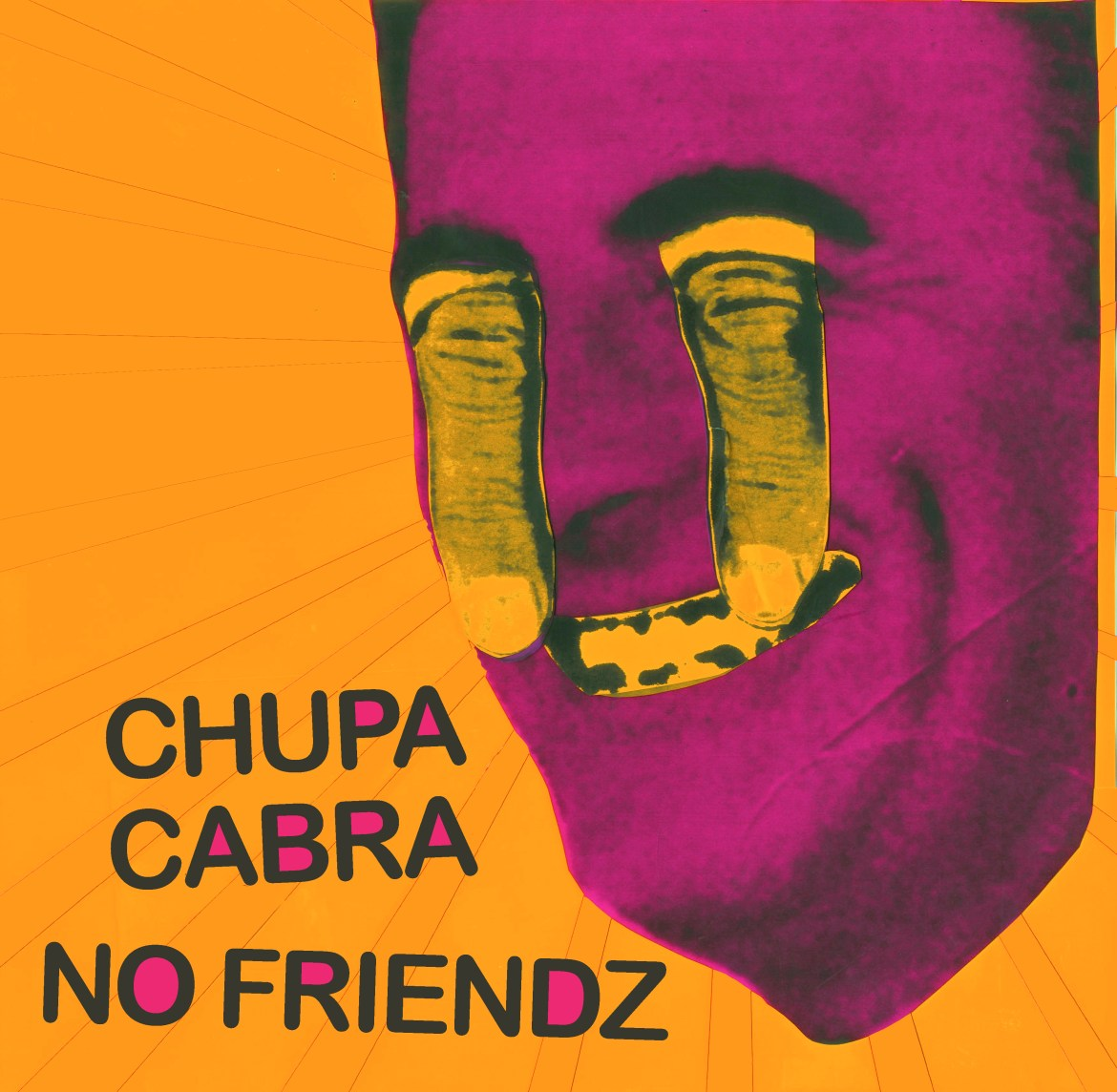 NEWS: Chupa Cabra and No Friendz announce split LP on Trashmouth Records
