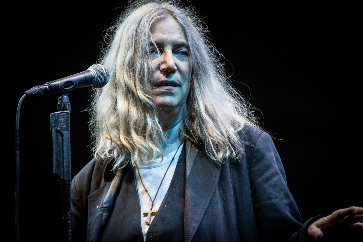 NEWS: Patti Smith, Gruff Rhys, Nadine Shah and Billy Bragg amongst first names for Festival of Voice 2018