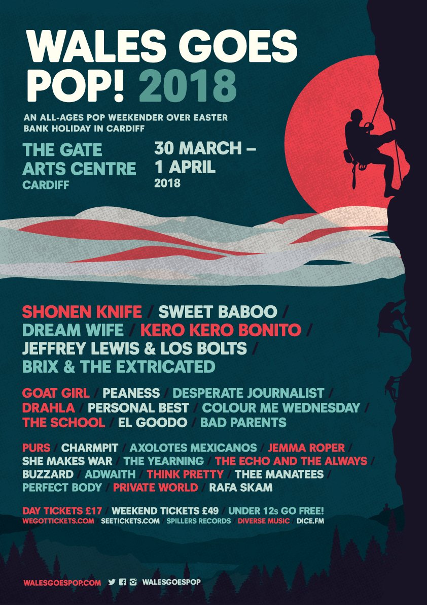 WIN a PAIR of Wales Goes Pop! Tickets!