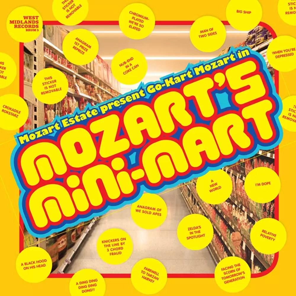 Go-Kart Mozart – Mozart's Mini Mart (Cherry Red)