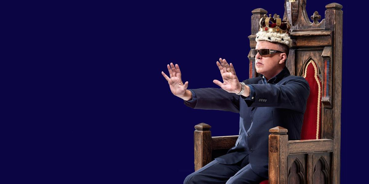 Suggs: What A King Cnut - De Montfort Hall, Leicester, 08/02/2018