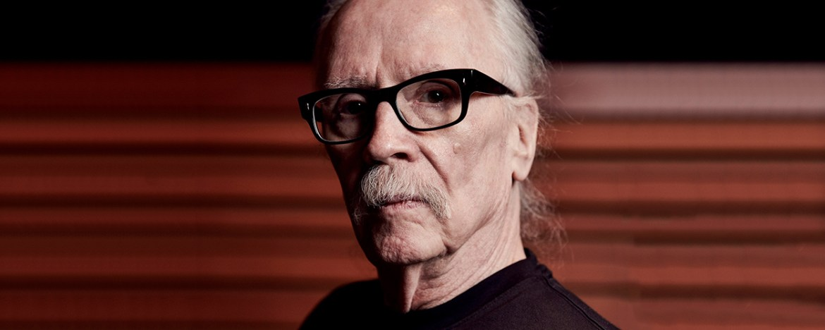 NEWS: John Carpenter announces new European tour for this Autumn