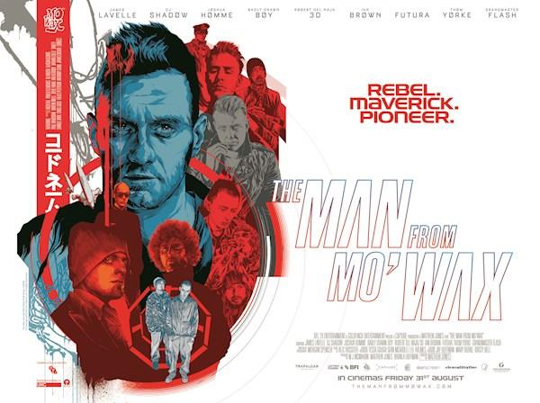 FILM IN FOCUS: The Man From Mo'Wax