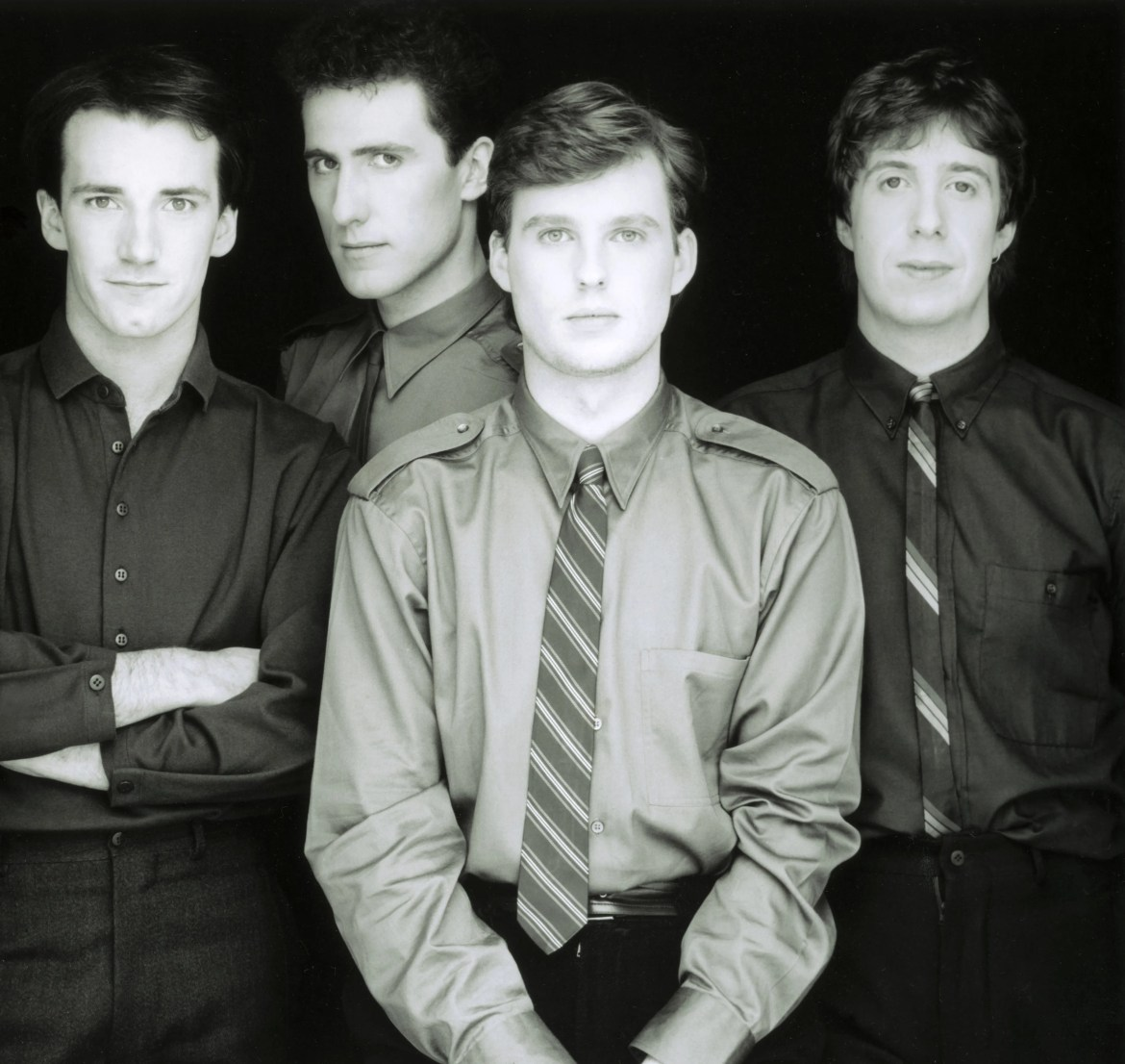 NEWS: OMD to re-release their first four albums on vinyl